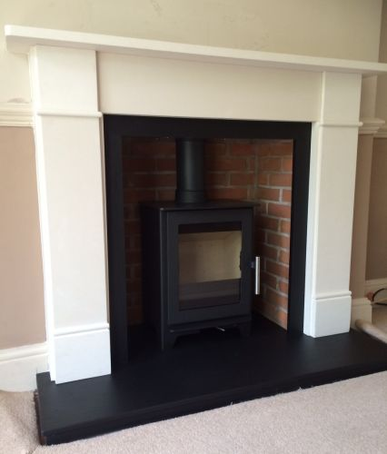 Solid Fuel And Wood Burning Stove Installations For